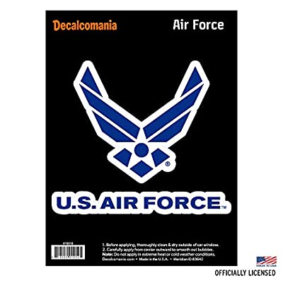 Officially Licensed U.S. AIR FORCE - Large 5.5