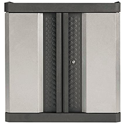 amazon com kobalt 30 in w x 30 in h x 14 in d steel wall mount rh amazon com kobalt garage storage cabinet reviews