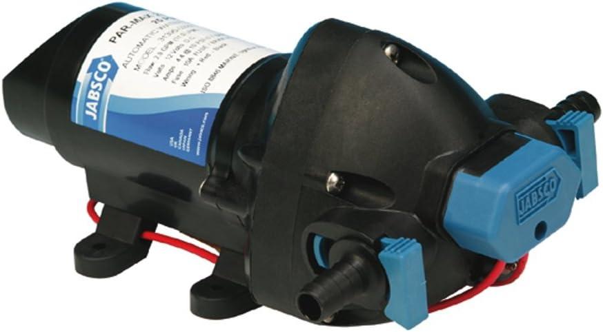 Jabsco 31395 Series PAR-MAX 2.9 Bomba de Sistema de Agua, Funcionamiento en seco