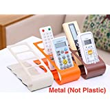 Lifestyle-You™ Metal (Not Plastic) Remote Control Holder Organiser Universal for All Remote Controls