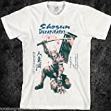 Details about samurai t shirts, Japanimation, anime, Akira, Kill bill, hanzo, video games, new (L)