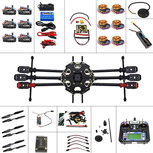 QWinOut Full 6 axis Hexacopter Drone product image