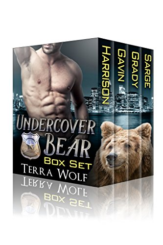 Undercover Bear Seattle (BBW Paranormal Shifter Romance) by [Wolf, Terra, Clarke, Meredith]
