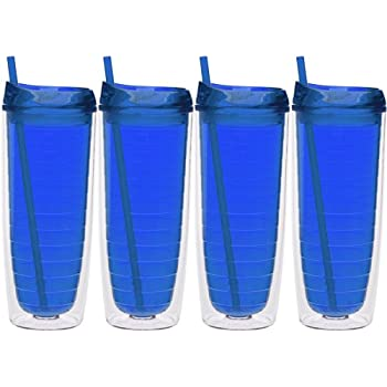 Amazon Com Culver Cool Cup Double Walled Insulated Tall