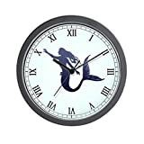 CafePress – mermaid Wall Clock – Unique Decorative 10″ Wall Clock Review