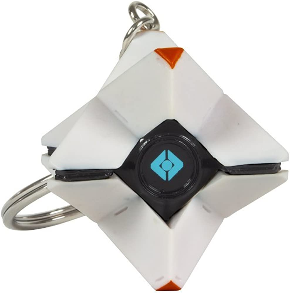 Official Destiny 2 3D Ghost Keyring/Keychain
