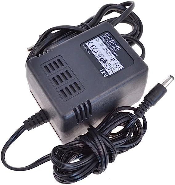 Creative Ac Adaptor Creative Teac 57 122900 V Output Elektronik