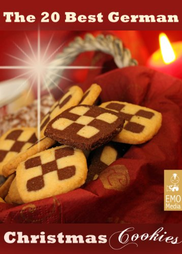 The 20 best German Christmas Cookies - Festive Baking Recipes from Germany: Plätzchen and other German Holiday Treats