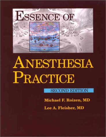 (Essence of Anesthesia Practice - Text/PDA Package)