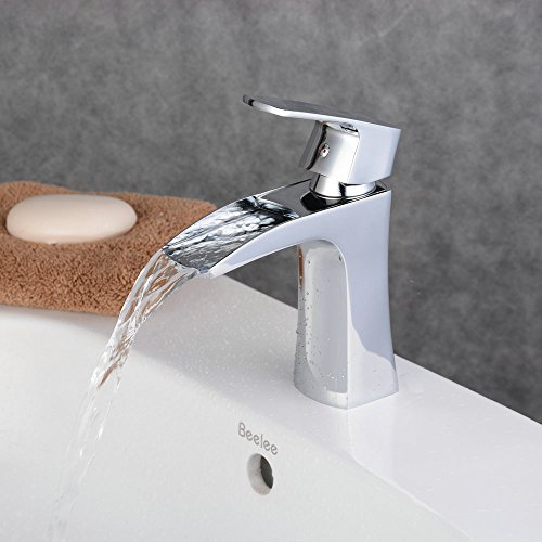 Beelee BL210D-C Single Handle Waterfall Bathroom