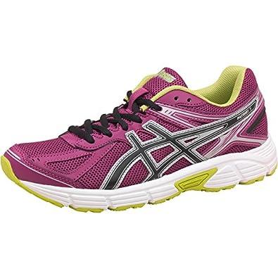 Womens Asics Patriot 7 Neutral Running Shoes PurpleBlack