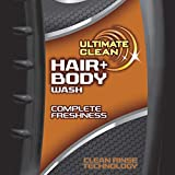 Dial For Men Hair + Body Wash, Ultimate Clean, 20