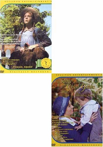 Anne of Green Gables / Anne of Green Gables The Continuing Story (2 Pack)