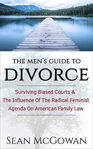 Mens guide to a smooth divorce.