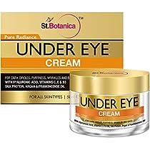 StBotanica Pure Radiance Under Eye Cream For Dark Circles