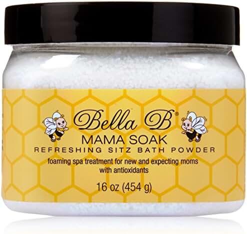 Bella B Mama Soak, Refreshing Sitz Bath Powder, 16 Oz