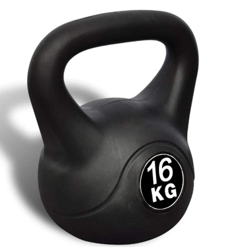 Pesa Rusa, Kettlebell 6kg 8kg 10kg 12kg 16kg 20kg 24kg para ...