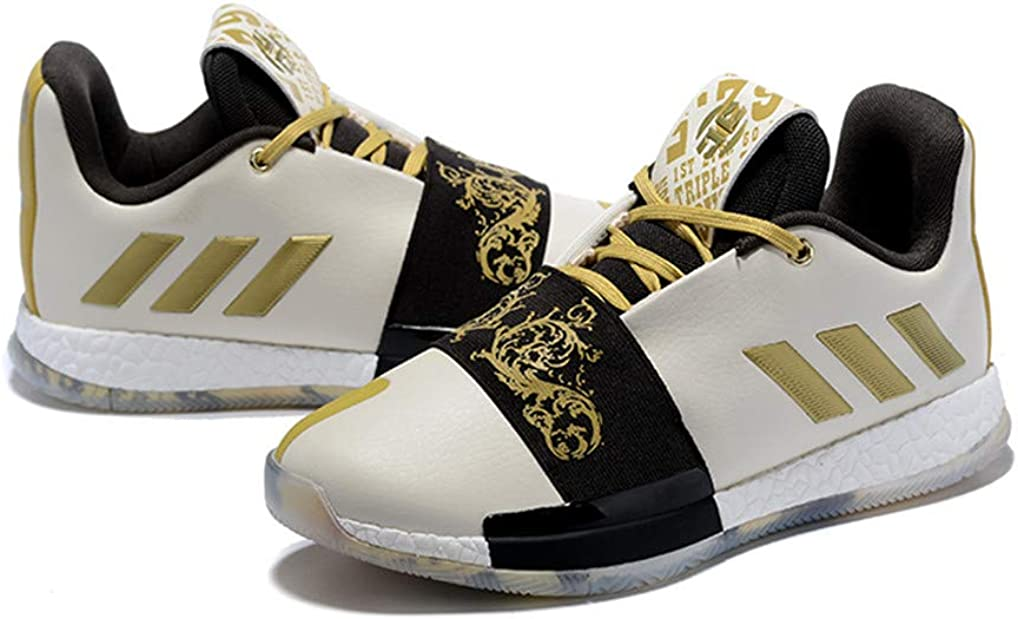 Jun hua Mens Harden Vol 3 Mi Basketball Shoes