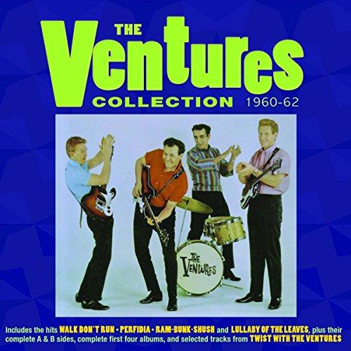 The Ventures - 50th Anniversary Walk Don