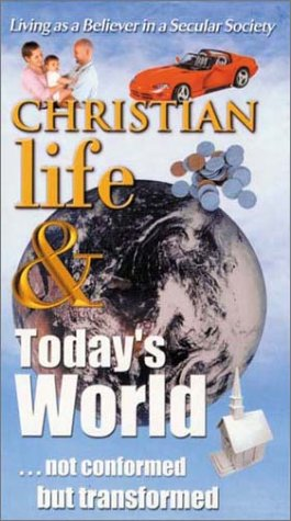Christian Life and Todays World [VHS]