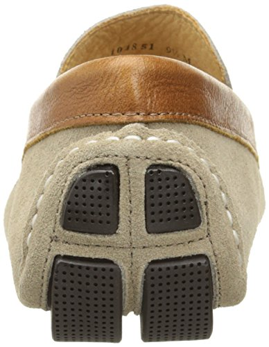 Rush By Gordon Rush Mens Davison Slip-on Loafer Zand Suede / Cognac