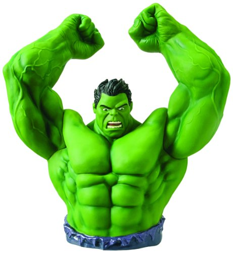 Monogram The Hulk Bust Bank