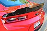 ZL1 Addons Stealth Wicker Bill Compatible with Camaro 14/20 1LE ZL1,Z/28 (GM OEM Spoilers)