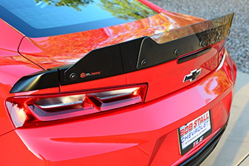 ZL1 Addons ZL1 Addons STEALTH Wicker Bill Compatible with Camaro 2014/17 1LE ZL1,Z/28 style spoiler or 6th gen blade spoiler. price tips cheap