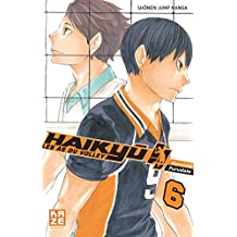 Haikyu !! - Les As du volley T06 (French Edition)