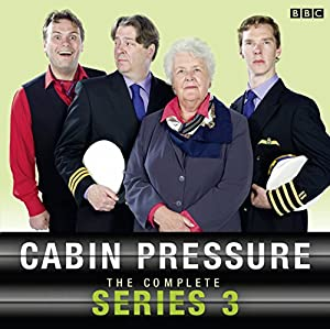 Cabin Pressure: The Complete Series 3 Radio/TV Program