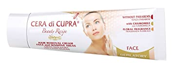 Cera Di Cupa Hair Removal Cream Face and Sensitive Areas