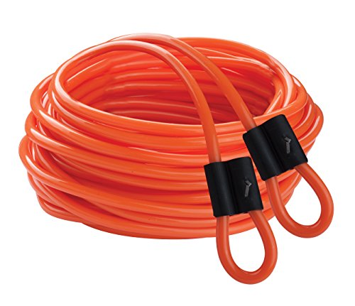 Champion Sports Double Dutch Jump Rope (30-Feet)in assorted colors. (Pack of 2)