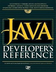 Java Developer's Reference by Morgan, Bryan, Morrison, Michael, Nygard, Michael T., Joshi, (1996) Hardcover