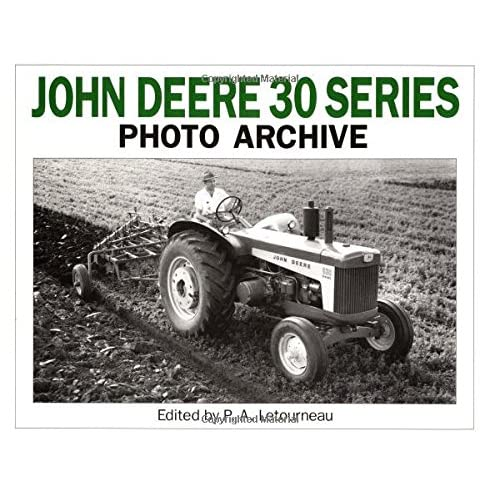 John Deere 30 Series Photo Archive: The Models 330 big image