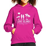 Love Island Summer Camp 2018 Kid's Hooded Sweatshirt