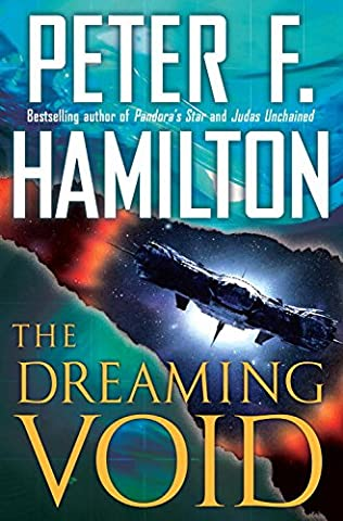 book cover of The Dreaming Void