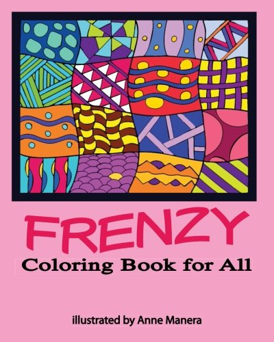 Download Frenzy Coloring Book for All pdf