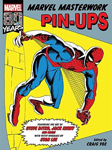 (Marvel Masterwork Pin-ups)