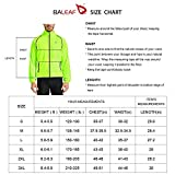 BALEAF Men's Cycling Jacket Vest Windproof