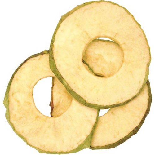 Dried Sweet Apple Rings, 2.5 lbs by Bella Viva Orchards Dried Fruit