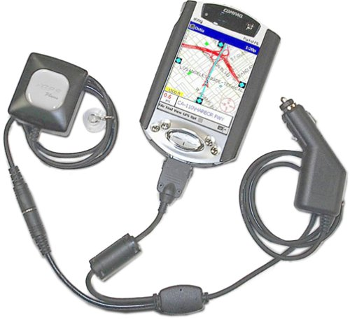 UPC 818948000453, Pharos PK012 Pocket GPS Navigator for iPAQ 3800/3900/2200/4000/5000 Series with US Maps & Car Charger (iGPS-180)