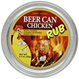 Dean Jacobs Beer Can Chicken Rub, 2.2 Oz (Pack of 6)