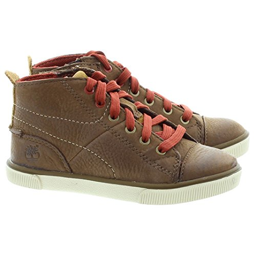 Timberland HOOKSET CAMP Lace Boots in braun