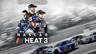 NASCAR Heat 3 - PlayStation 4