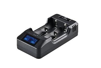 Amazon.com: Cargador de batería inteligente, igrace Xtra VP2 ...