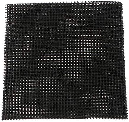 Sharplace Feuille Maille Drainage Plastique Outils pour Bonsaï Tapis Grille Pot de Fleurs - 15 x 15 cm 5pcs