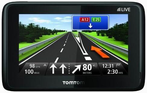 TomTom GO LIVE 1000 - Navegador GPS con mapas de Europa incluyendo ...