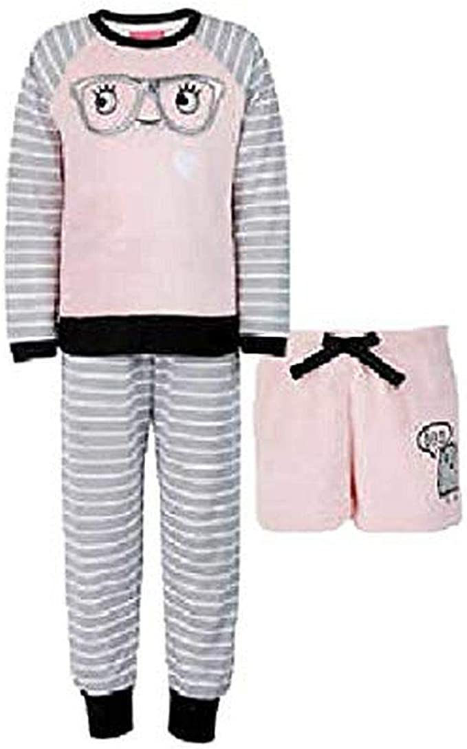 14-16 Saint Eve Comfortable Youth 3 Poece Pajama Set Size L