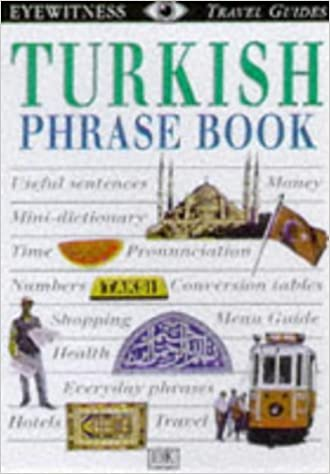 Turkish (Eyewitness Travel Guides Phrase Books)