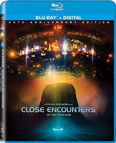 Blu-ray : Close Encounters of the Third Kind (40th Anniversary Edition) (Ultraviolet Digital Copy, Widescreen, Dolby, AC-3, )
